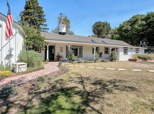 160 Valley Hill Dr , Moraga CA