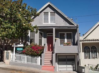 82 Peralta Ave , San Francisco CA