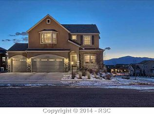 9162 Rock Pond Way , Colorado Springs CO
