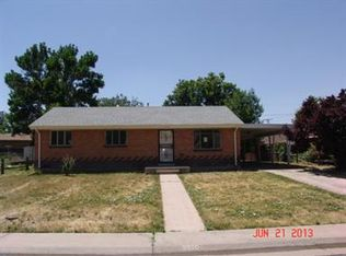 5620 E 68th Ave , Commerce City CO