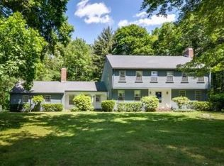 3 Indian Spring Rd , Dover MA