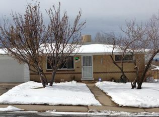 1657 S Bryant St , Denver CO