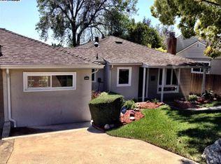 4095 Moreland Dr , Castro Valley CA