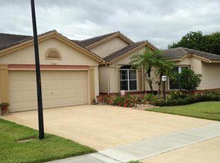 4021 Summer Chase Ct , Lake Worth FL