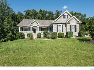 304 Crescent Oak Ct , Wentzville MO
