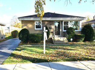4929 N Ozanam Ave , Norridge IL