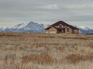 19840 Glen Shadows Dr , Colorado Springs CO