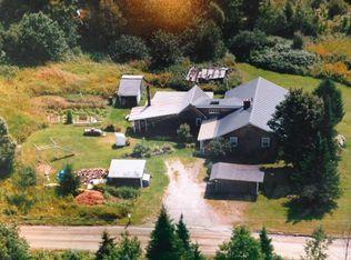 1186 Cahoon Farm Rd , West Danville VT