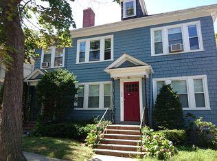 132 Coolidge St , Brookline MA