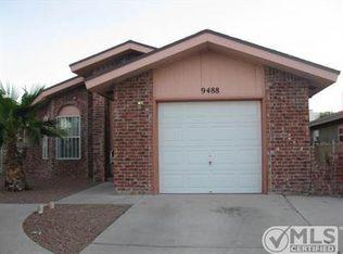 9488 Ariel Rico Ct , El Paso TX