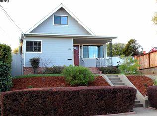 3719 Laurel Ave , Oakland CA