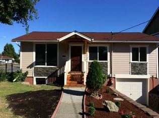 1677 S 47th St , Tacoma WA