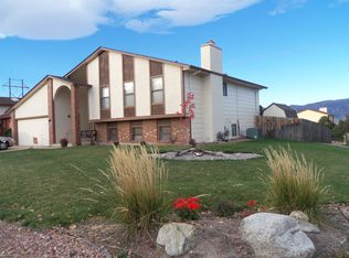 2370 Norwich Dr , Colorado Springs CO