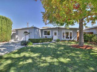 760 Manzanita Ave , Sunnyvale CA