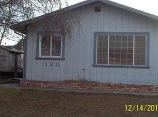 120 Grove St , Fort Bragg CA