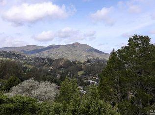985 N Vernal Ave , Mill Valley CA
