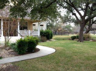 107 Leaning Oak Cir , Johnson City TX