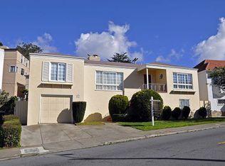 255 Yerba Buena Ave , San Francisco CA