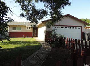 336 San Andreas St , Fairfield CA