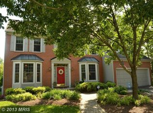5 Old Cistern Ct , Baltimore MD