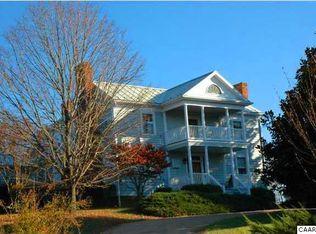 371 Shelton Mill Rd , Charlottesville VA