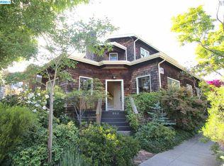 462 61st St , Oakland CA