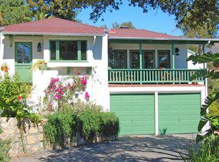 1181 Las Alturas Rd , Santa Barbara CA