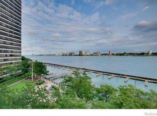 300 Riverfront Dr Apt 23F, Detroit MI
