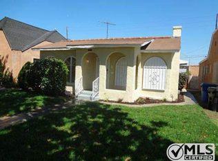 1829 W 64th St , Los Angeles CA