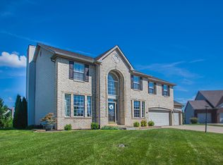 9582 Windbreak Ct , Fishers IN