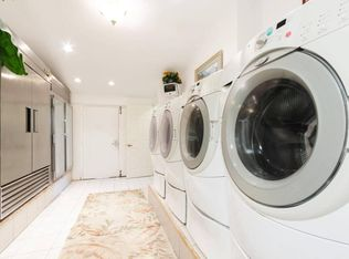 Traditional Laundry Room With Carpet Amp Flush Light In St