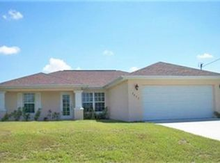 2833 NW 22nd Ave , Cape Coral FL