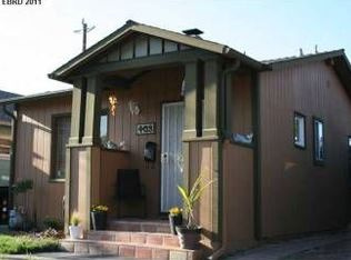 403 Santa Clara Ave , Alameda CA