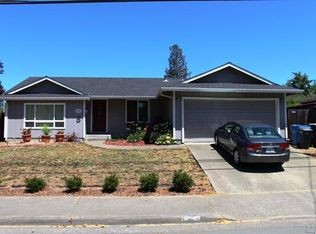 1554 Marlow Rd , Santa Rosa CA