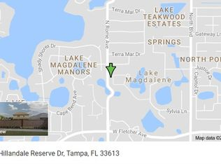 33613 Zip Code Map.1101 Hillandale Reserve Dr Tampa Fl 33613 Zillow