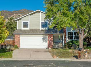 5020 Granby Cir , Colorado Springs CO