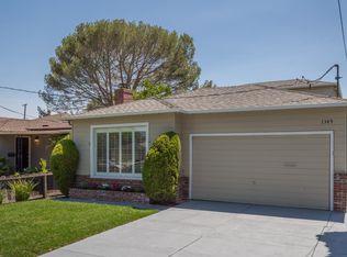 1345 Howard Ave , San Carlos CA