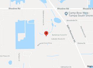 Riverview Florida Map.12505 Palma Valhalla Pl Riverview Fl 33579 Zillow