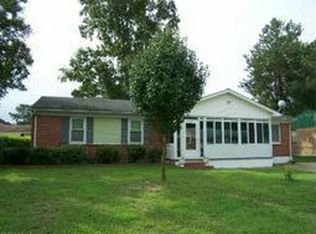 1403 Welcome Rd , Portsmouth VA