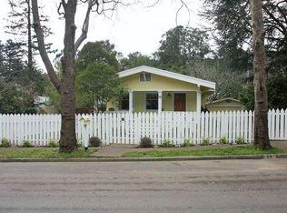 59 Cypress Dr , Fairfax CA