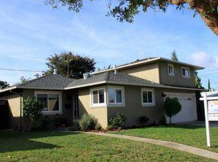 1142 Lafayette Dr , Sunnyvale CA