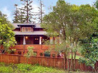 106 Alta Vista Ave , Mill Valley CA