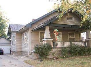 523 S Chautauqua Ave , Wichita KS