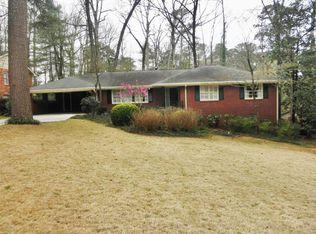 2067 Fairwood Ln NE , Atlanta GA
