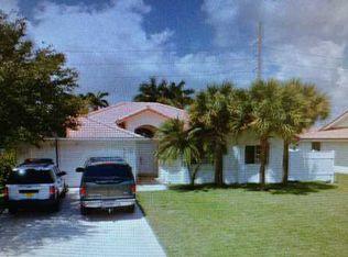 525 SW 169th Ter , Weston FL