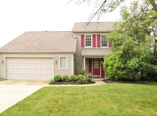 8644 Woodstone Way W , Indianapolis IN