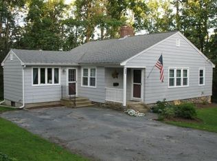22 Wendover Rd , Worcester MA