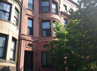 458 Beacon St Apt 1, Boston MA