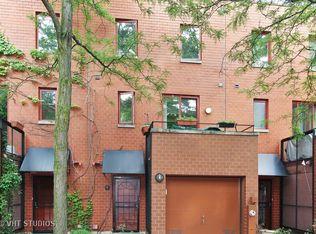 1254 S Federal St Unit D, Chicago IL