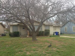 3816 N 21st A St , Waco TX